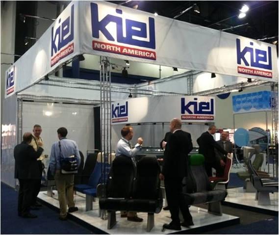 Kiel Products Unveiled At Apta Expo Bus Metro Magazine