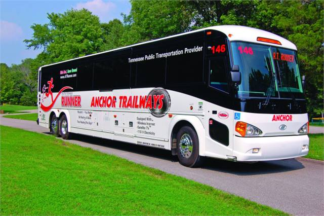 Innovative Motorcoach Operators Anchor Trailways Tours