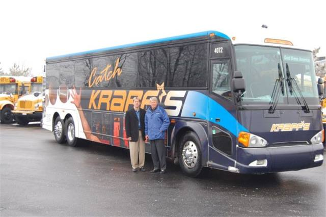 Krapf Turns Family Bus Route Into Multi Faceted Business