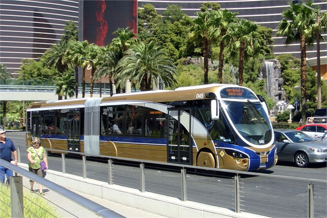 Union, Keolis reach labor agreement for Las Vegas RTC contract - Management & Operations - Metro ...