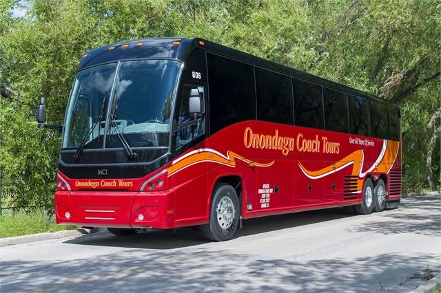 school charter bus