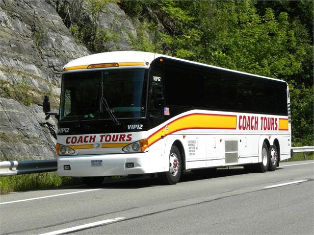 2016 innovative operators coach tours ltd motorcoach for Motor coach driving jobs