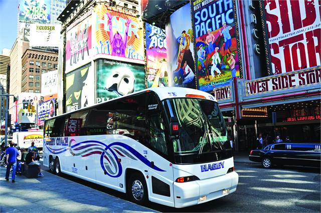 Hagey Coach Takes Pride In Family Ownership Motorcoach