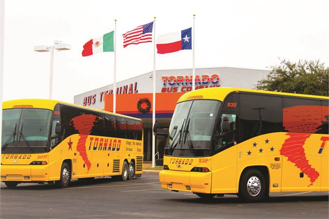 Security Jobs In Dallas >> 2013 Innovative Operator: Tornado Bus Co. - Motorcoach ...