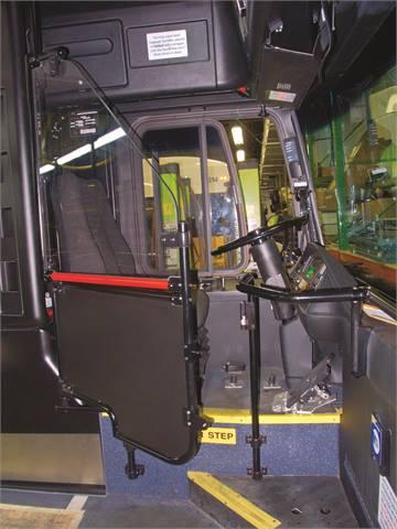 Security Jobs In Nj >> Bentech pilots driver's door designs in N.J., N.Y. - Bus - Metro Magazine
