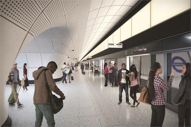 London transport to move millions article metro magazine
