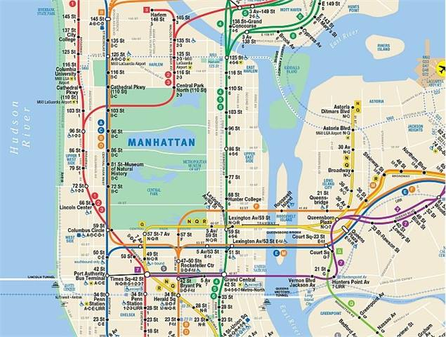 ny mta introduces interactive subway map rail metro magazine