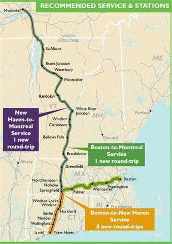 Via rail express deals montreal
