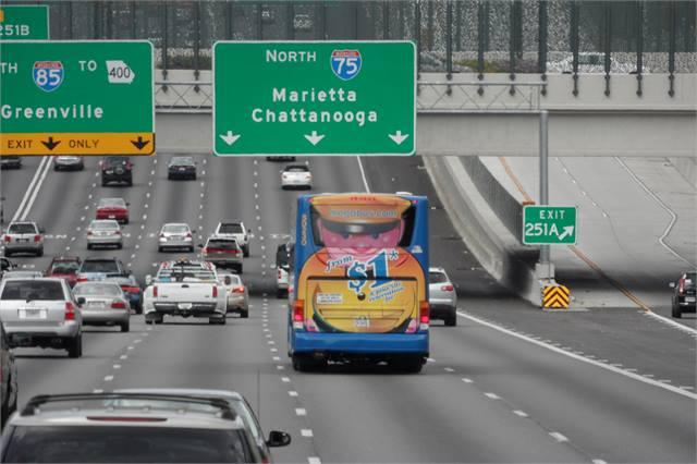 Megabus expands service to southeast motorcoach metro for Atlanta motor coach companies