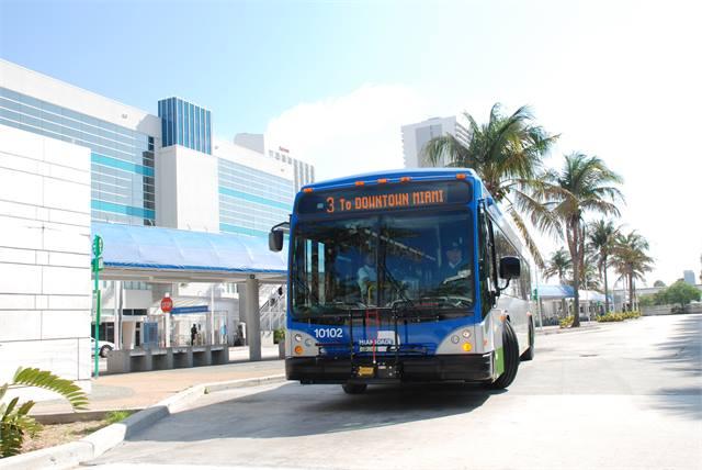 Miami Dade Transit May Convert Bus Fleet To Cng Bus