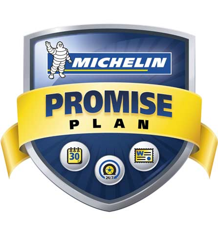 Michelin offers consumer 'Promise Plan'
