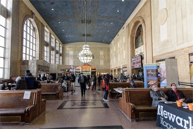 Nj Transit Marks Newark Penn Station S 80th Year Rail