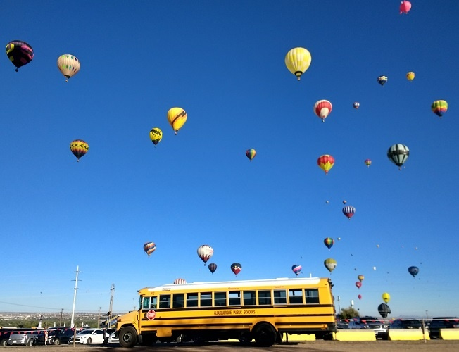 PHOTOS: School Bus Fleet's 2019 Photo Contest - Management