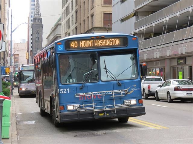 Six of eight highest paid port authority employees were bus drivers bus metro magazine - Pittsburgh port authority ...