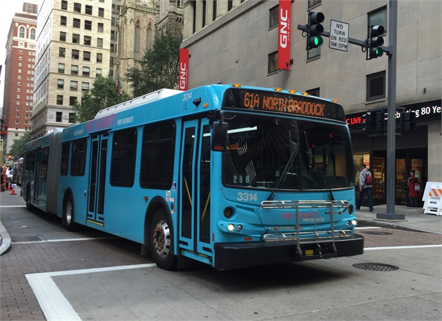 Pittsburgh mayor announces hire for new mobility and infrastructure dept government issues - Pittsburgh port authority ...