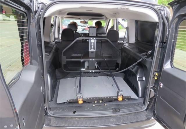 Ram Promaster Vans Upfitted For Paratransit Fleets