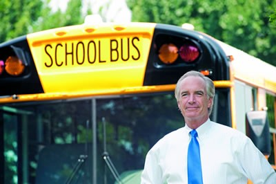 Q&A: Dirk Kempthorne Goes Yellow