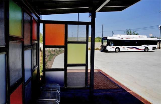 Fort Worth Opens Bus Transit Center Rail Metro Magazine