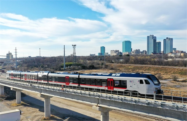 Security Jobs In Dallas >> Trinity Metro begins TEXRail commuter service to DFW ...