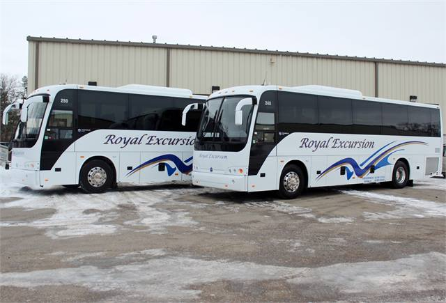 Ch Bus Delivers Temsa Ts 35 To Ind  Operator - Motorcoach
