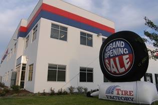Tire Factory opens high-tech Salt Lake City D/C