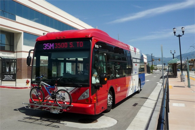 Transit Connect Van >> Utah Transit Authority's Provo-Orem BRT line gets $75M fed infusion - Bus - Metro Magazine