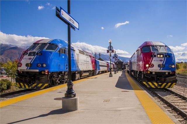 Ltk To Support Utah Transit In Frontrunner Study Rail