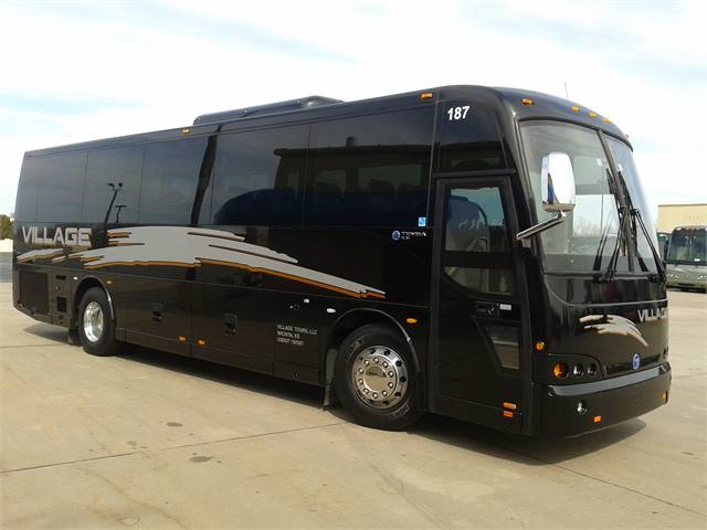 Wichita kan operator adds temsa ts35 motorcoach for Motor coach driving jobs