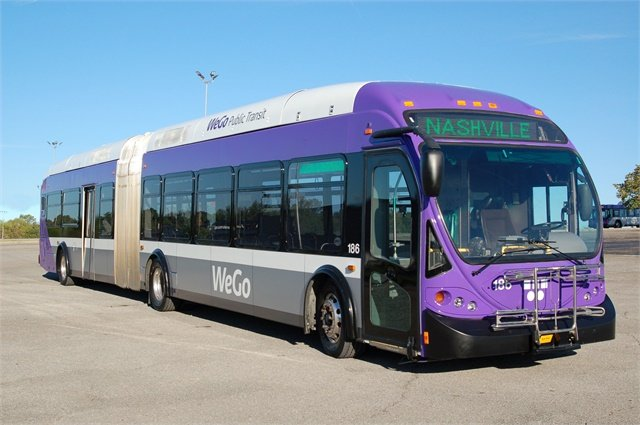 Wego To Pilot Tech Allowing Hybrid Buses To Convert To Battery Mode - Bus