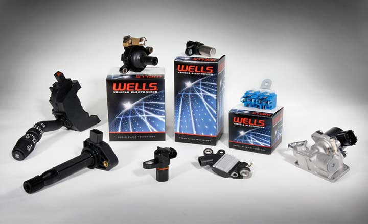 Wells Vehicle Electronics expands coverage