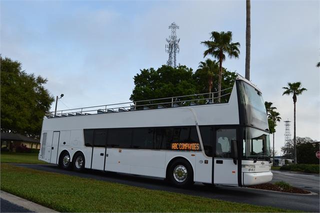 Abc Double Deck Refurbishment Program Motorcoach Metro