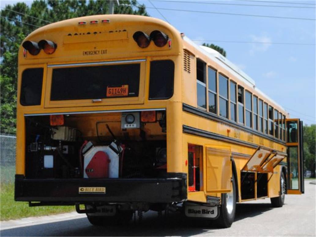 Campaign raises $100K for electric school bus conversion