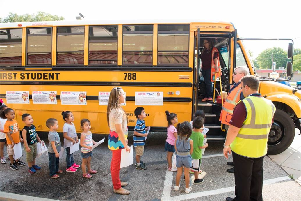 student essays on school bus safety A school bus is a type of bus owned, leased, contracted to, or operated by a school or school district and regularly used to transport students to and from school or.