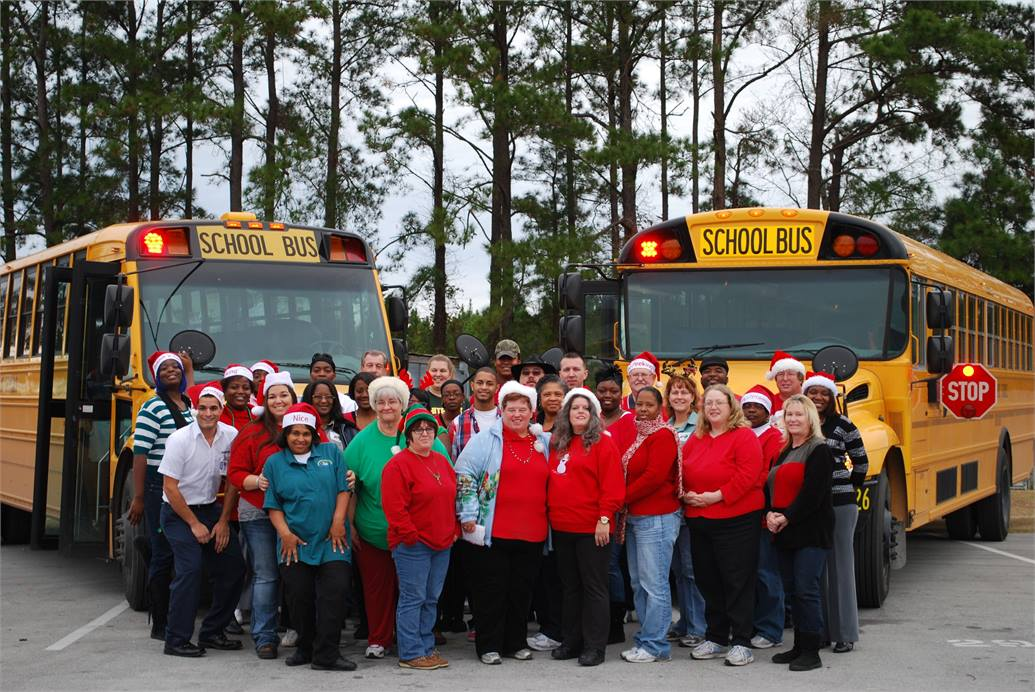 pupil transporters get festive management school bus fleet