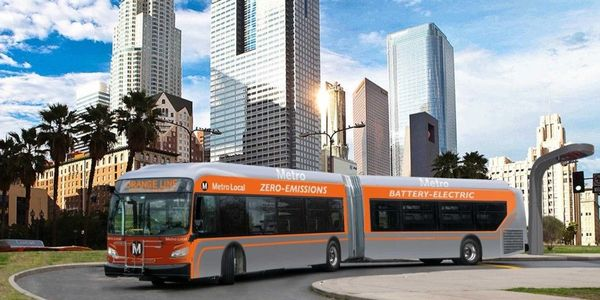 Los Angeles Metro has committed to conversion of its entire 2,400 bus fleet by 2030. New Flyer