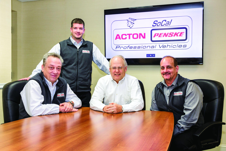 Acton/SoCal Penske Builds A Bigger Sales Tent