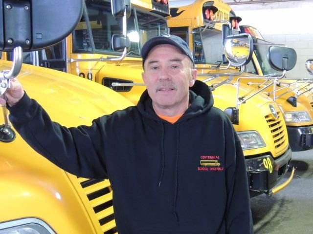 How School Bus Driving Champ Larry Hannon Prepares for Safety Competitions