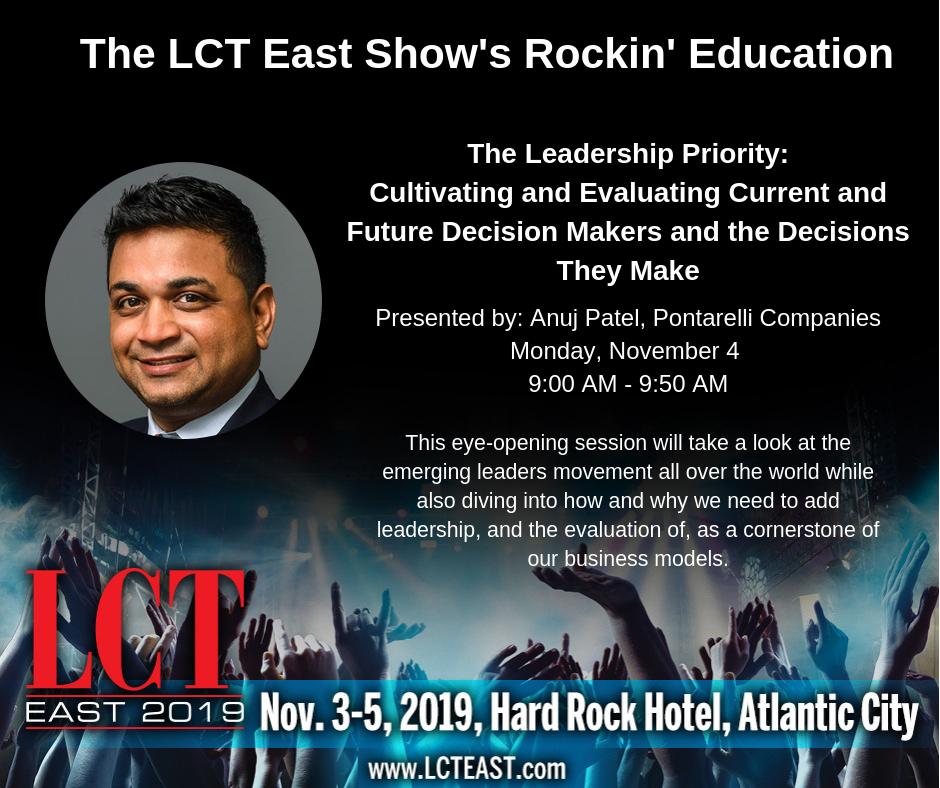 Learn About The Leaders Of Tomorrow At LCT East