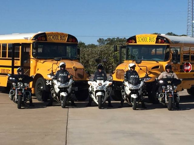 Stop-arm enforcement a focus for School Bus Safety Week