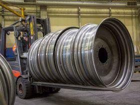 Nokian Buys Heavy Equipment Wheel Company