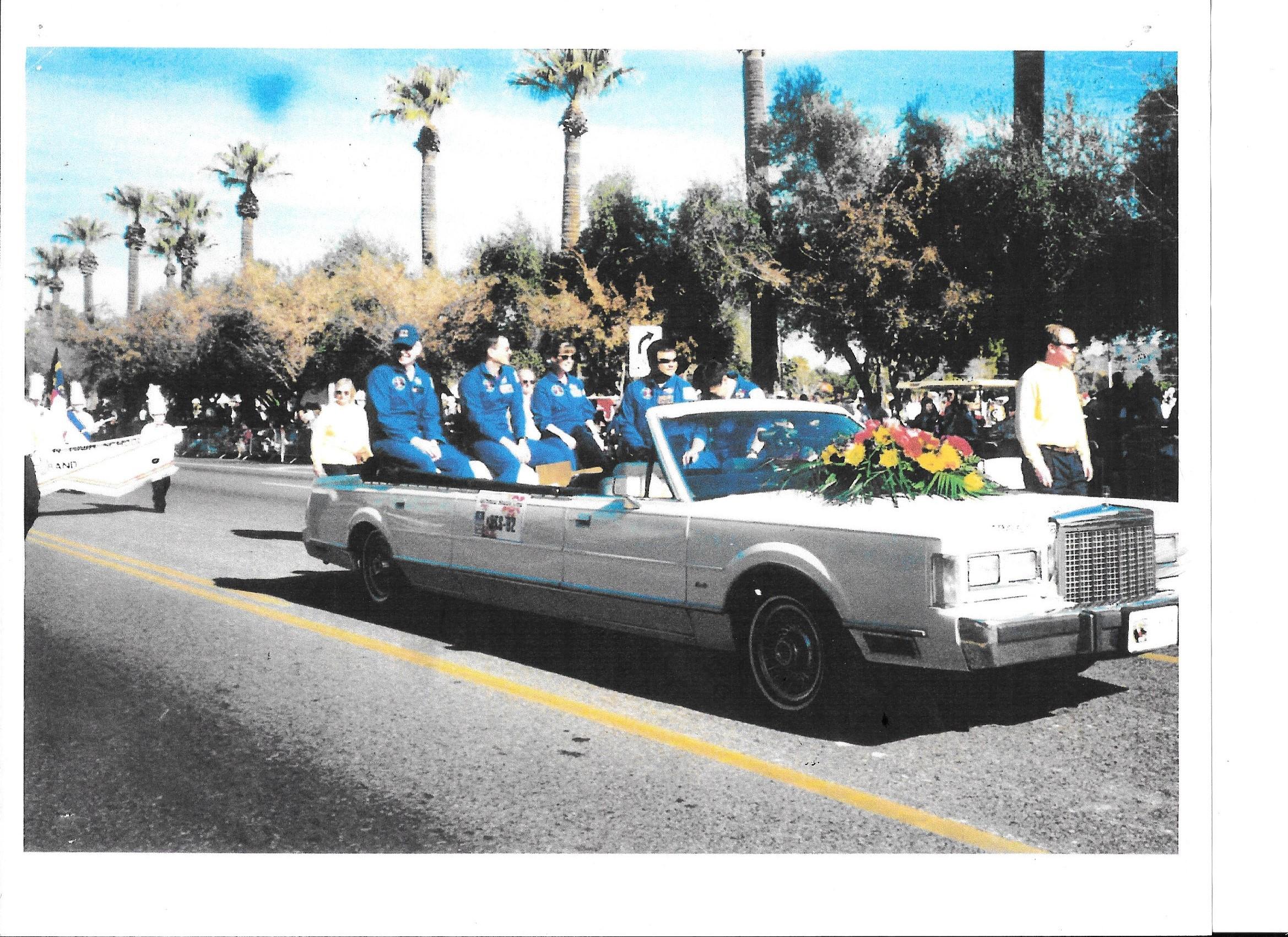 Used Town Car Stretch Once Ferried John Glenn