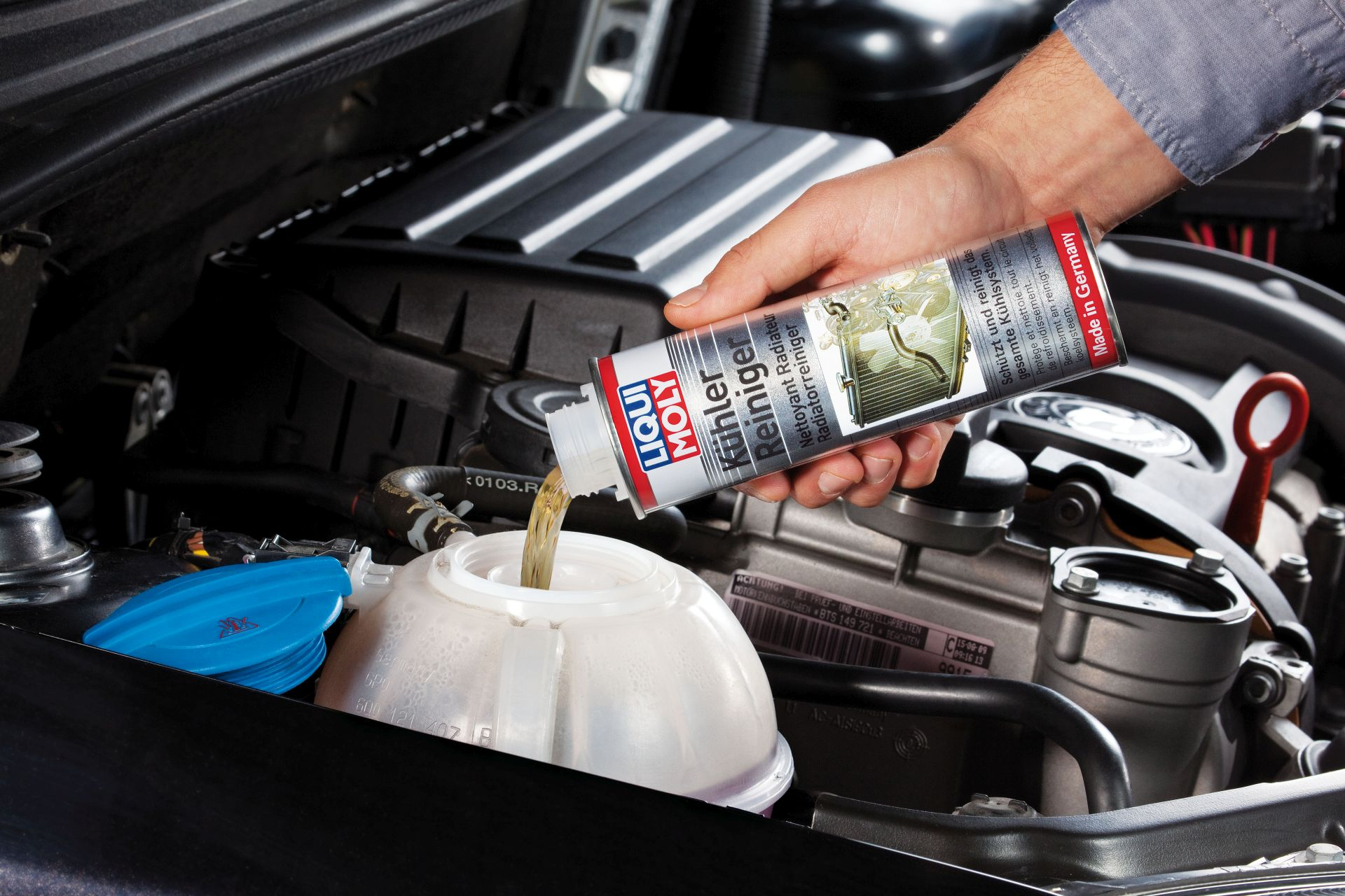 Liqui Moly Designs Radiator Cleaner to Solve Cooling Circuit Problems