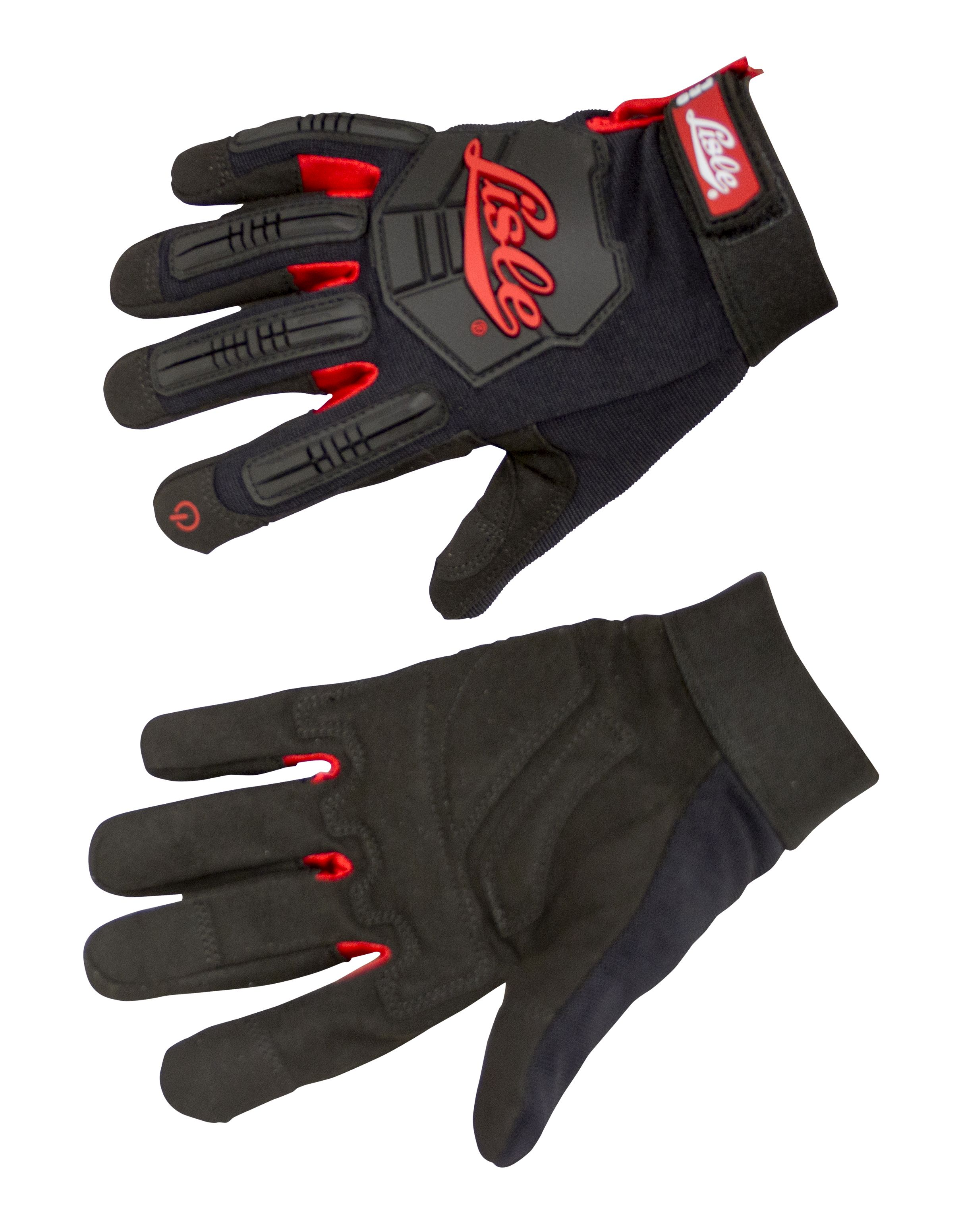 Lisle Corp.'s New Gloves Are Designed for Touch Screens