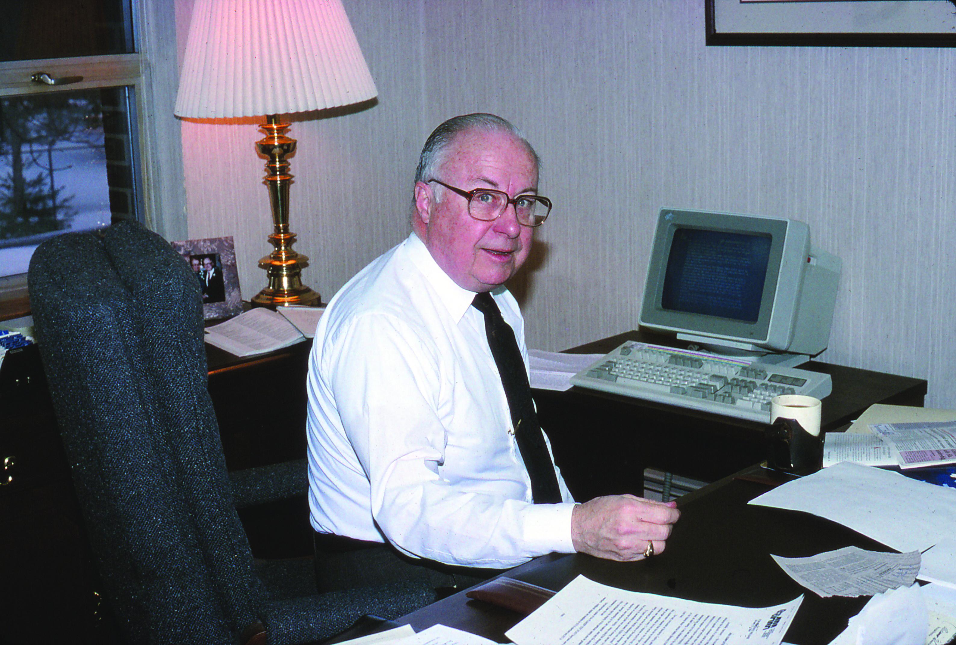 Former MTD Editor Lloyd Stoyer Dies