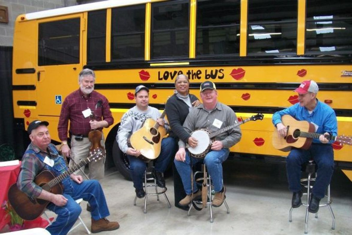 On Valentine's Day, the staff at Transportation South in Pelham, Ala., hosted its second annual...
