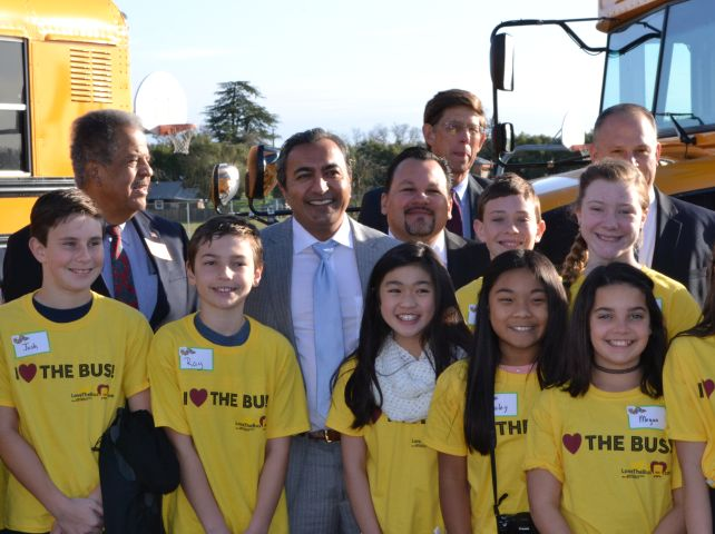 American School Bus Council Launches 2018 Love the Bus Campaign