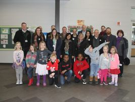 Go Riteway and a local school district hosted local and state officials and a state association...