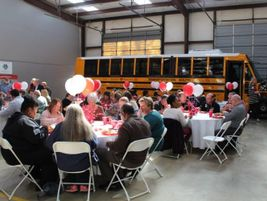 School bus company Transportation South Inc. hosted its 10th annual Love the Bus celebration on...