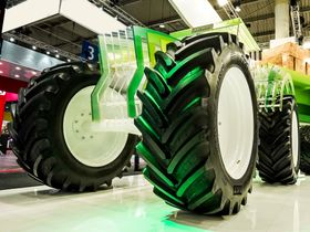 Plowing Ahead: Farm Tire Manufacturers Roll Out New Products in Europe