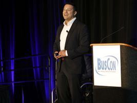 Montoya discussed the new mobility model and how it is impacting smaller agencies like DART, as...